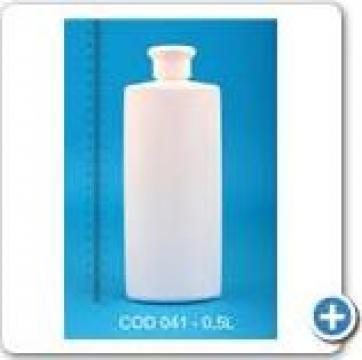 Flacon plastic la 0,5 l de la Vanmar Impex Srl
