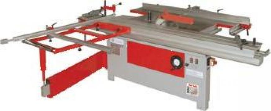 Masina combinata cu 5 operatii Holzmann K5 410 VFP-2544 de la Seta Machinery Supplier Srl