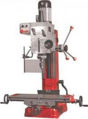Masina de frezat metal Holzmann ZX 7045 de la Seta Machinery Supplier Srl