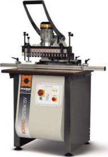 Masina de gaurit multiplu Maggi Boring System 23 de la Seta Machinery Supplier Srl