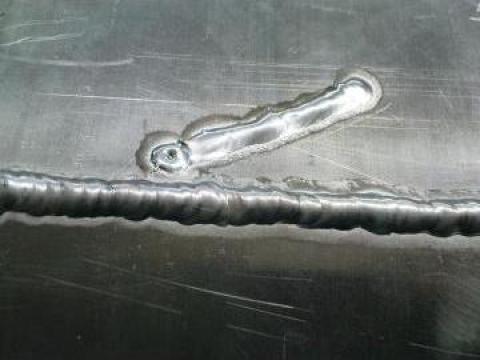 Sudura argon aluminiu, inox, fonta