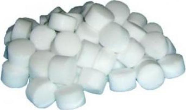 Tablete sare dedurizare
