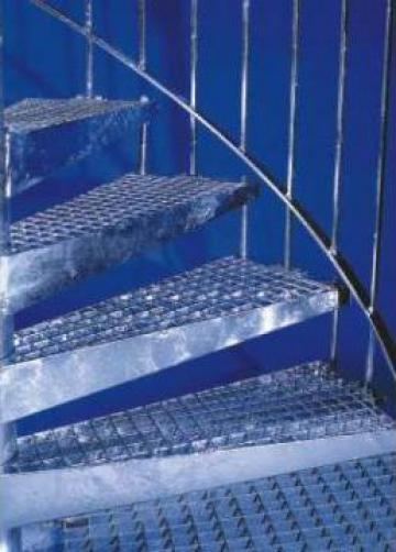 Confectii metalice electroforjate si zincate termic