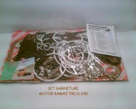 Set garnituri motor Kamaz