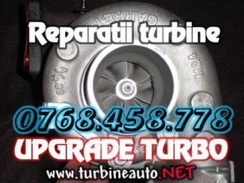 Reconditionari turbine auto Reparatii turbine turbosuflante de la Turbineauto.net