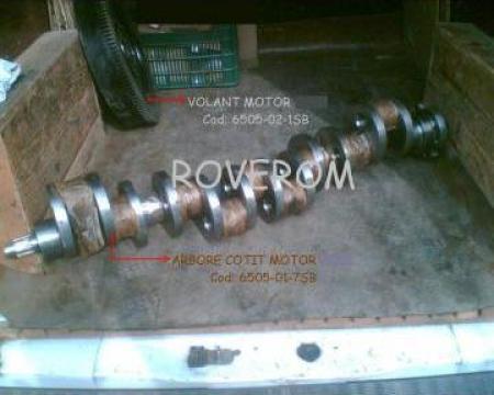 Arbore cotit motor D6; 3D6; D12; 3D12; UD6 de la Roverom Srl