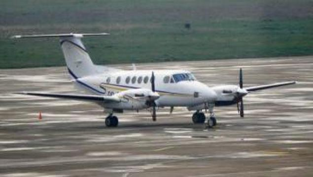 Inchiriere avion de la Avisib Group 21-8 Srl