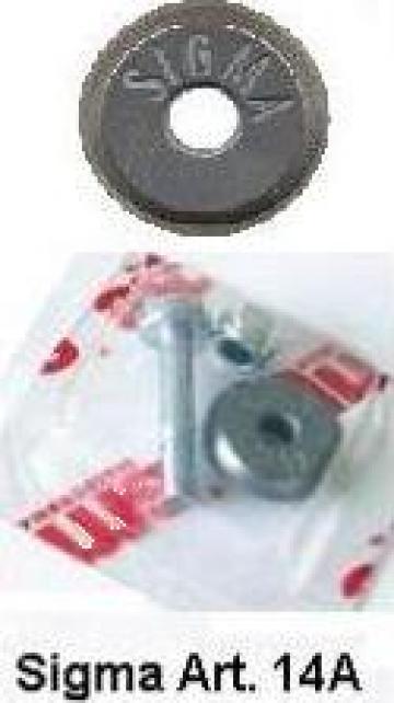 Rotite taietoare sau cutite art 14A, pentru masini Sigma
