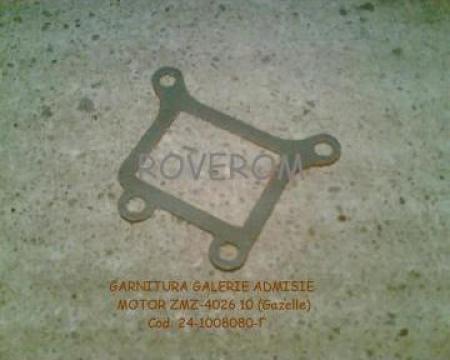 Garnitura galerie admisie motor ZMZ-4026.10 (Gazelle)