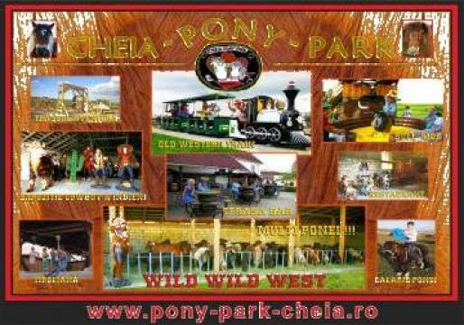 Parc de distractii pentru copii si parinti Pony-Park - Cheia