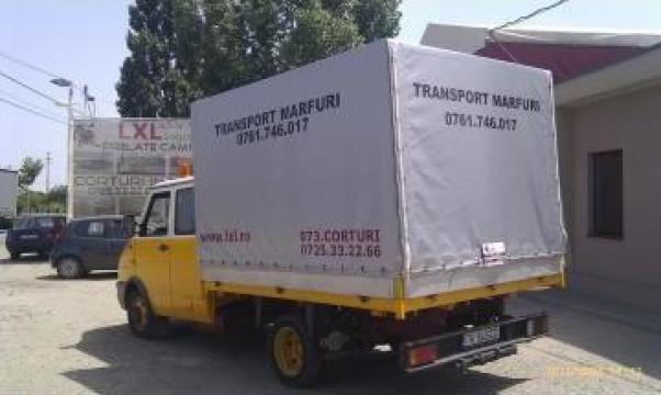 Prelate camioane de la LXL Tehnic Provider Srl
