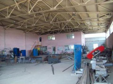 Hala industriala in Timisoara