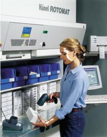 Sisteme automate de depozitare de la Elmas