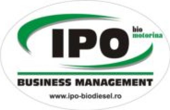 Ulei vegetal de la Ipo Business Management