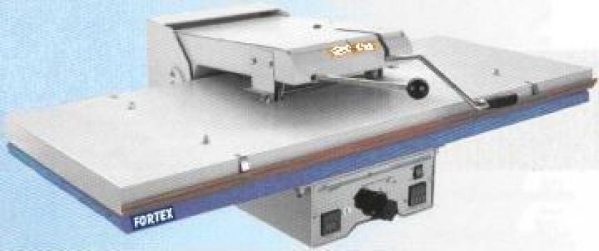 Presa termotransfer PLT 500 de la Fortex