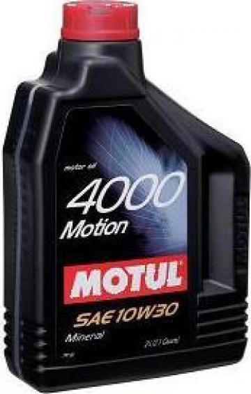 Ulei mineral 10w30 1 litru Motul de la Alex & Bea Auto Group Srl
