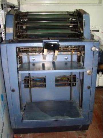 Masina de tiparit offset de la S.c. N.a.t.& Profiprint S.r.l.