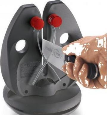 Dispozitiv pentru ascutit cutite Dick Rapid Steel Action de la Tehno Food Com Serv Srl