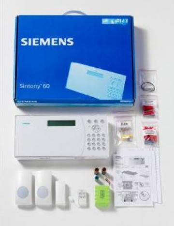 Kit alarma wireless Siemens Sintony Compact