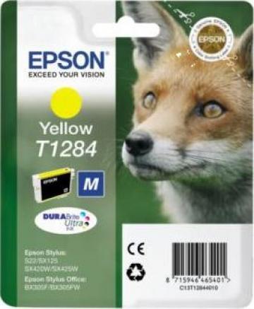 Cartus Imprimanta Cerneala Original EPSON C13T12844010 de la Green Toner