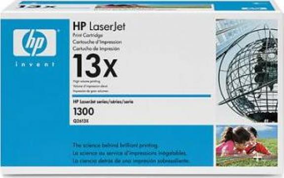 Cartus Imprimanta Laser Original HP Q2613X de la Green Toner