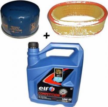 Kit pentru schimb ulei + filtre Dacia Supernova/Solenza Elf de la Alex & Bea Auto Group Srl