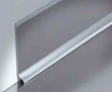 Plinta aluminiu (metalica) Profilitec - Battiscopa BA