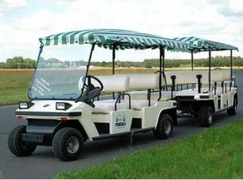 Vehicul electric pentru 6 persoane de la Redresoare Srl