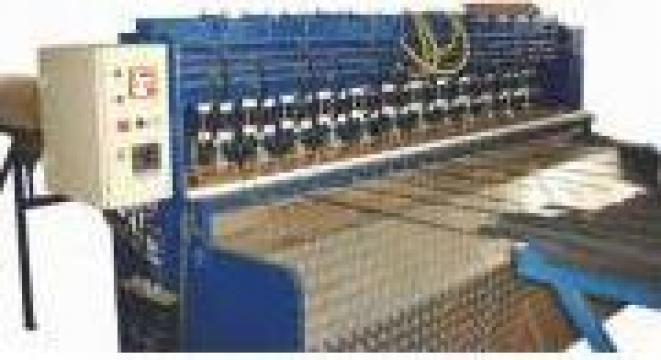 Agregat automat confectionat panouri sudate din sarma