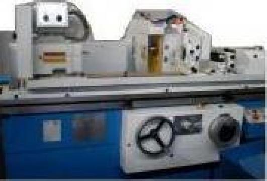 Masina de rectificat cilindric universala M1420B de la Sc Real Rom Prest Invest Srl