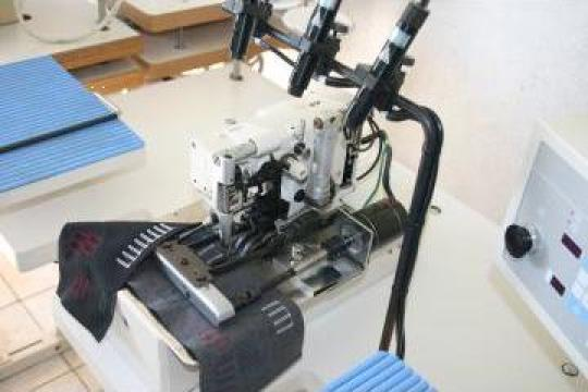 Masina de cusut butoniere ornamentale Juki MBH-180 de la Good Style Srl