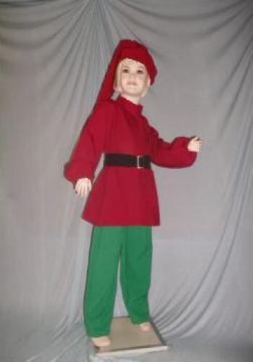 Costum de spiridus de la Costume De Serbare Pompilia Silaescu