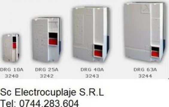 Demaroare pentru pornirea motoarelor DRG 10A de la Electrotools