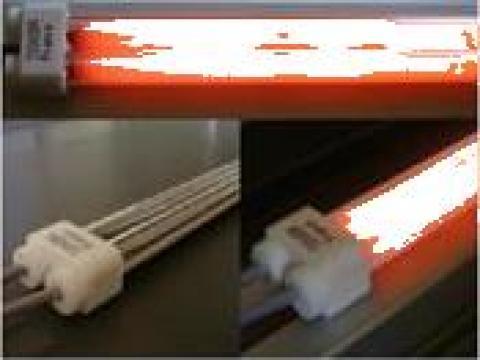 Lampa infrarosu Toshiba incalzire termoformare-inmuiere de la Tehnocom Liv Rezistente Electrice, Etansari Mecanice