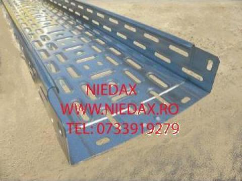 Jgheab cablu metalic 110x400mm