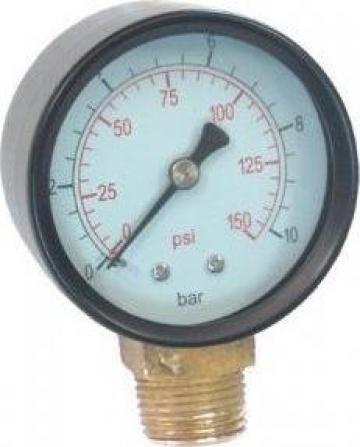 Manometre si termomanometre 0-4 barr de la Ecoflam Srl