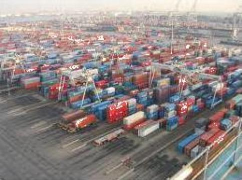 Import marfa in regim de grupaj Asia de la Green Marine Logistics Srl