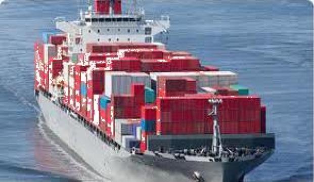 Servicii de transport maritim containerizat de la Green Marine Logistics Srl