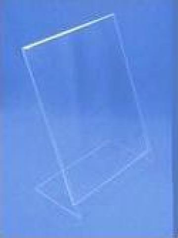 Suport plexy format 1/3 A4