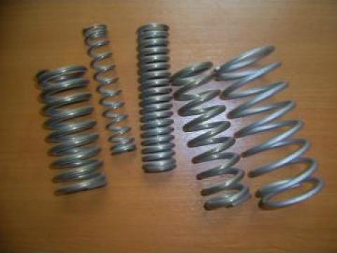 Arcuri compresiune elicoidale, cilindrice Tehnocom de la Tehnocom Liv Rezistente Electrice, Etansari Mecanice