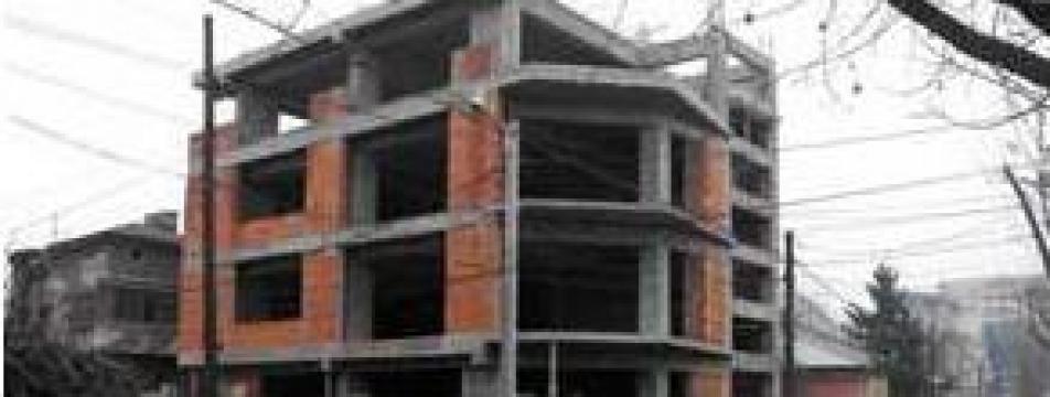 Constructii beton pentru case, vile, locuinte