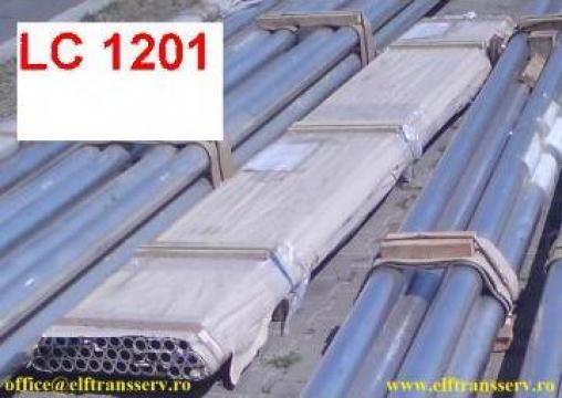 Tub aluminiu 40 / 30 statii electrice ENEL LC 1201 de la S.c. Elf Trans Serv S.r.l. - Www.elftransserv.ro