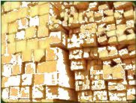 Dulapi lemn de brad
