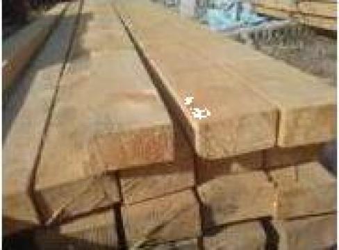 Rigle lemn de brad 10x10-4ml