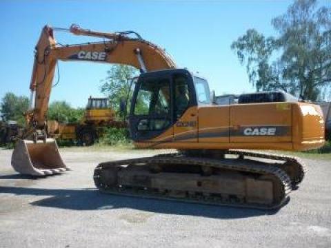 Excavator pe senile Case CX 240 LC de la Daf & G Construct Srl