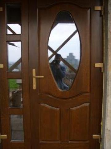 usi de exterior lemn stratificat marghita sc livconstruct srl id 2652733