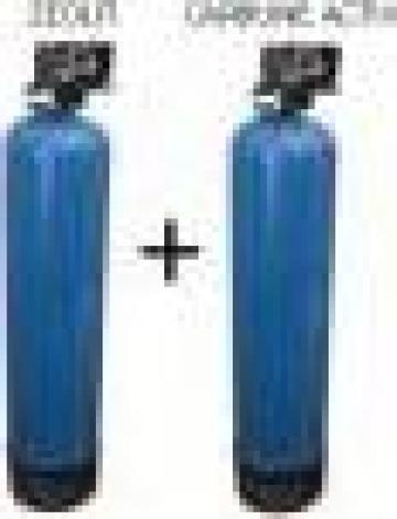 Instalatie filtrare profesionala a apei din retele comune