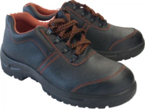 Pantofi de protectie cu bombeu metalic / m: 40-45 de la Baza Tehnica Alfa Srl