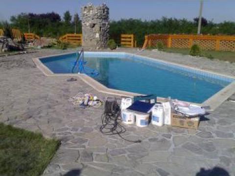Piscine din beton armat bucuresti standard design for Piscine beton design