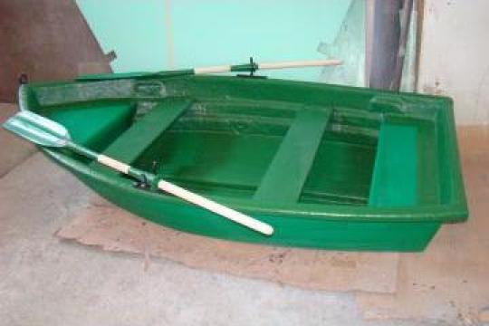 Barca din fibra de sticla 2, 3 persoane